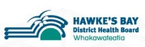 Hawke's Bay District Health Board Logo