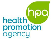 Health Promotion Agency Logo