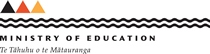 Ministry of Education - School Infrastructure Logo