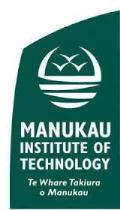 Manukau Institute of Technology Logo