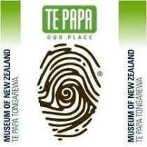 Museum of New Zealand Te Papa Tongarewa Logo