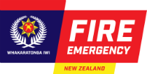 New Zealand Fire Service Commission Logo