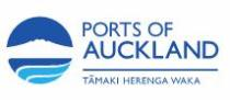 Ports of Auckland Limited Logo