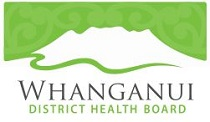 Whanganui District Health Board Logo